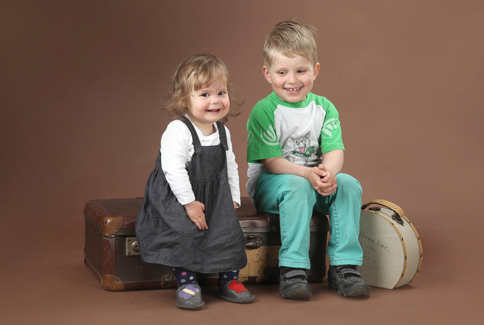 Kinder-Fotografie