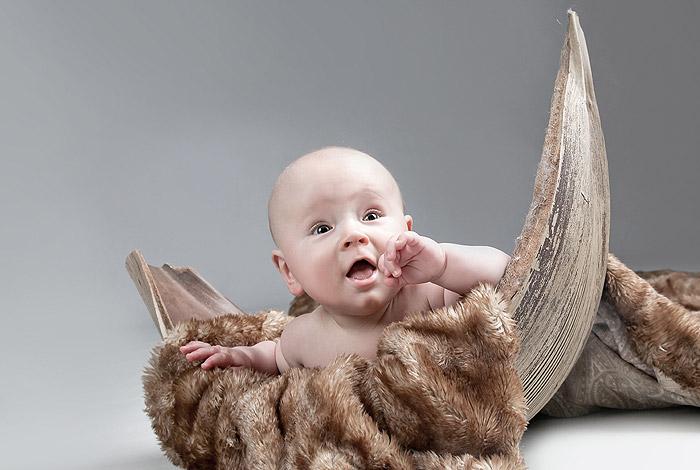 Newborn-Fotografie